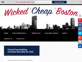 wickedcheapboston.com
