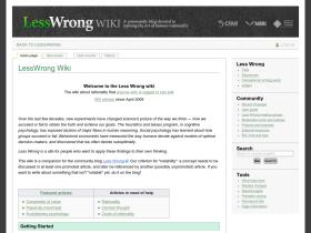 wiki.lesswrong.com