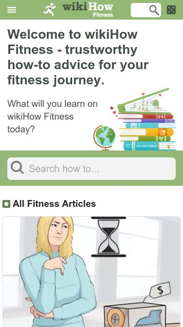 Wikihow Fitness Analytics Market Share Stats Traffic Ranking