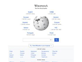 wikipedia.org analytics