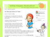 williehewes.co.uk