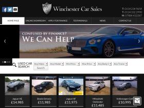 winchestercarsales.co.uk