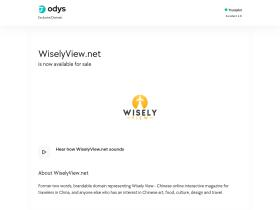wiselyview.net