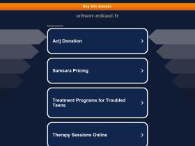 witwer-mikael.fr