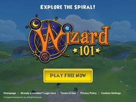 Wizard101 com Analytics - Market Share Stats & Traffic Ranking