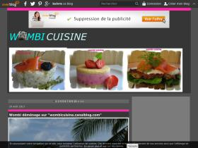 wombi.cuisine.over-blog.com