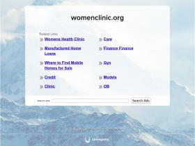 womenclinic.org