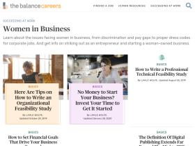 womeninbusiness.about.com