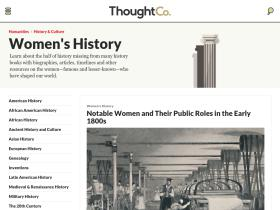 womenshistory.about.com