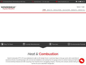 wonderheat.co.za