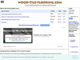 wood-tile-flooring.com