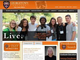 wordpress.georgetowncollege.edu