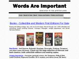 wordsareimportant.com