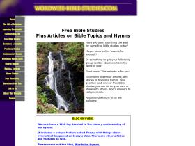 wordwise-bible-studies.com