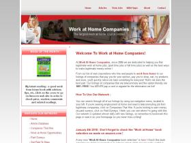 workathomecompanies.net