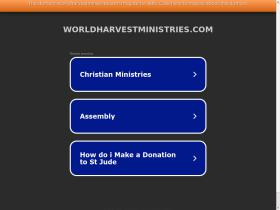 worldharvestministries.com