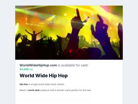 worldwidehiphop.com