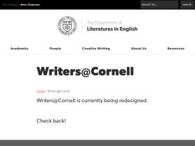 writers.cornell.edu