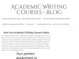 writingcoursesblog.com
