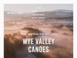 wyevalleycanoes.co.uk