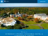 wyndhamvirginiacrossings.com