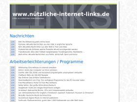 xn--ntzliche-internet-links-cpc.de