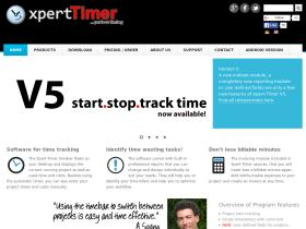 xperttimer-time-tracking.com