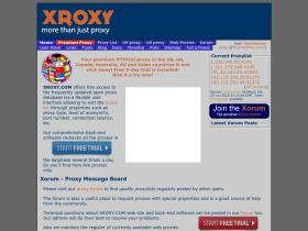 Xroxy com Analytics - Market Share Stats & Traffic Ranking