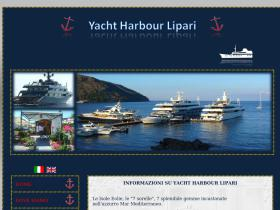 yachtharbourlipari.it