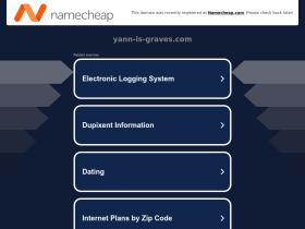 yann-is-graves.com