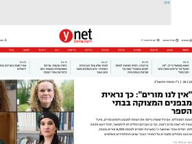 ynet.co.il Analytics Stats