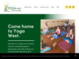 yogawest.net