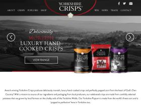 yorkshire-crisps.co.uk