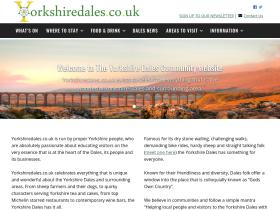 yorkshiredales.co.uk