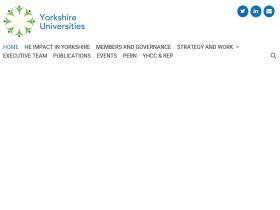 yorkshireuniversities.ac.uk