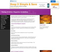 youngchristianmagazine.4t.com