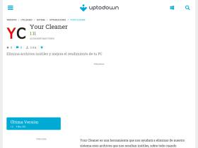 your-cleaner.uptodown.com