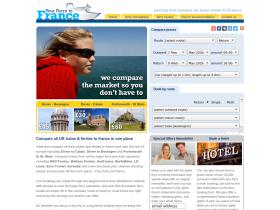 yourferrytofrance.co.uk