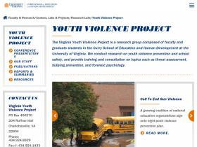 youthviolence.edschool.virginia.edu