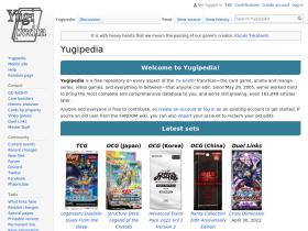 Yugipedia com Analytics - Market Share Stats & Traffic Ranking