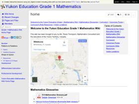 yukon-education-math-grade-1.wikispaces.com