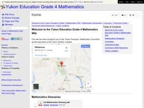 yukon-education-math-grade-4.wikispaces.com