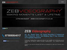 zebvideography.co.uk