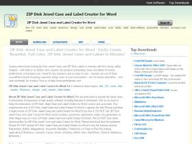 zip-disk-jewel-case-and-label-creator-for-word-3-5.com-about.com