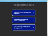 zombiebootcamp.co.uk