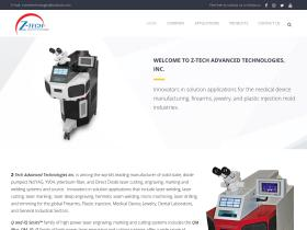 ztechlasers.com