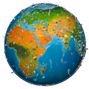 world map atlas 2019 App Ranking and Market Share Stats in Google ...
