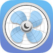 Sleep Aid Fan - White Noise Fan Background Sounds App