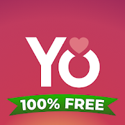 YoCutie - 100% Free Dating App App Ranking and Market Share