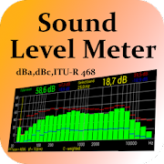 Sound Level Meter App Ranking and Market Share Stats in